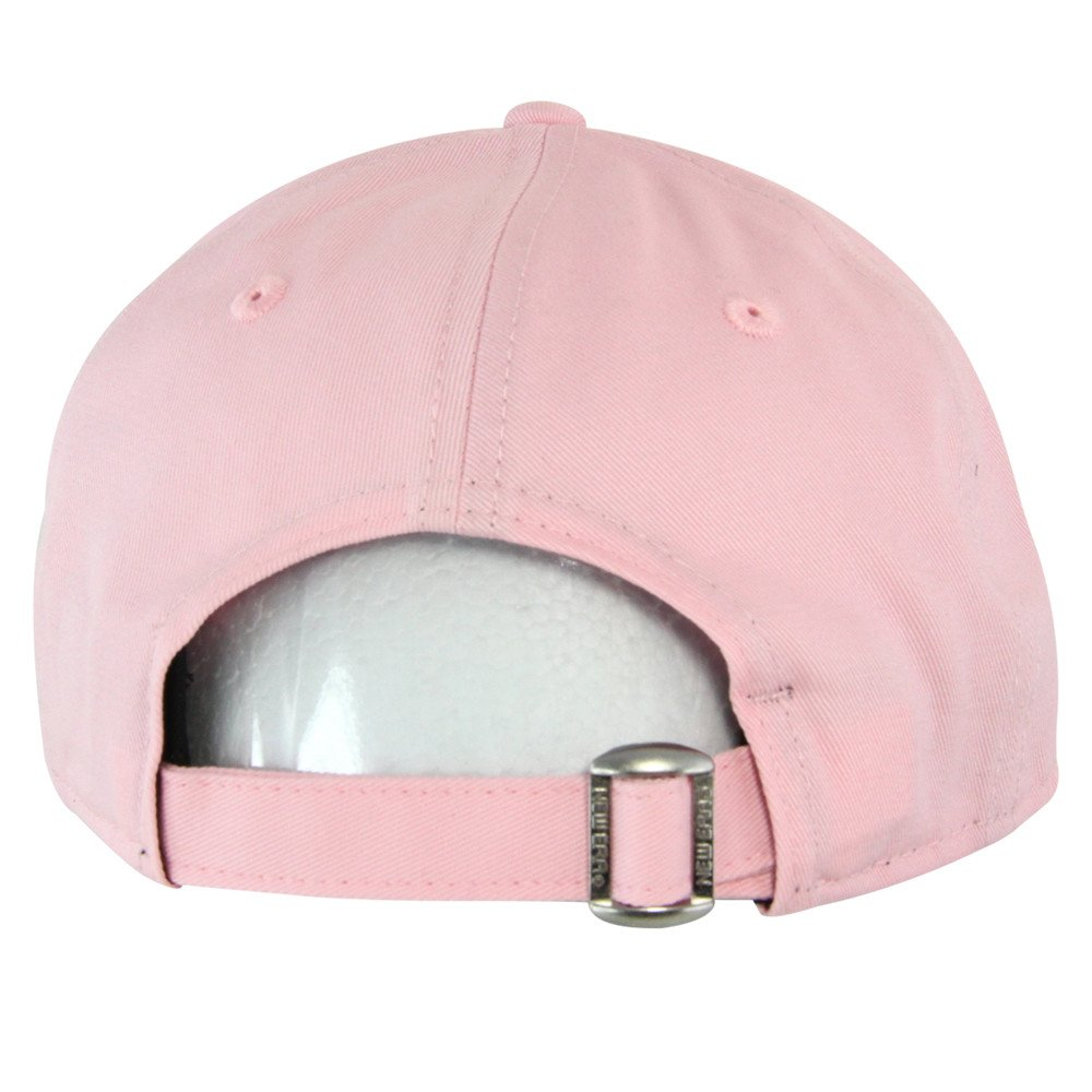 1a0698df6c2 ... New York Yankees New Era 9FORTY Cap - PINK (back view) ...