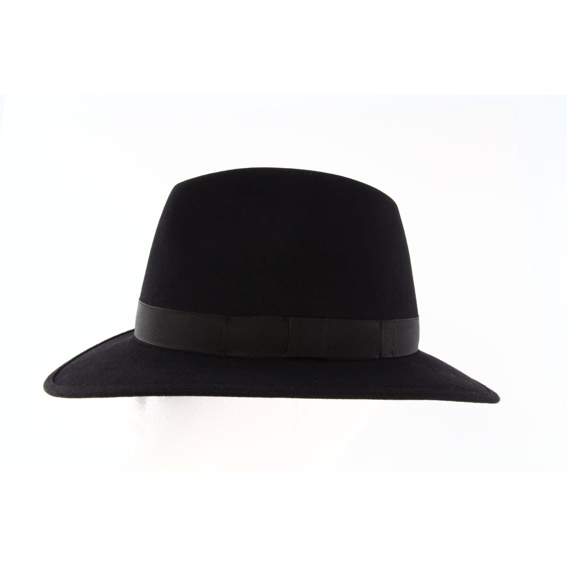 54d92aab32d Akubra International - Black - Hats 100 SIDE ...