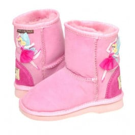 Kids Ugg Boots Fairytale Princess