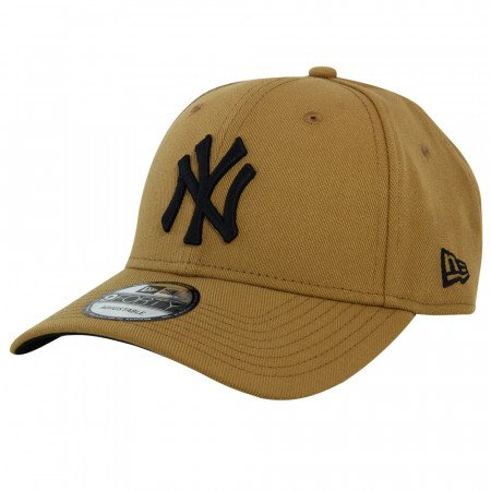 bb1ff5db41e New Era - 9Forty NY Yankees Cap - Wheat