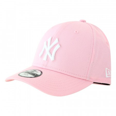 e6e888d05301d ... low price new era new york yankees youth 9forty cap pink side view  85b39 f95d0
