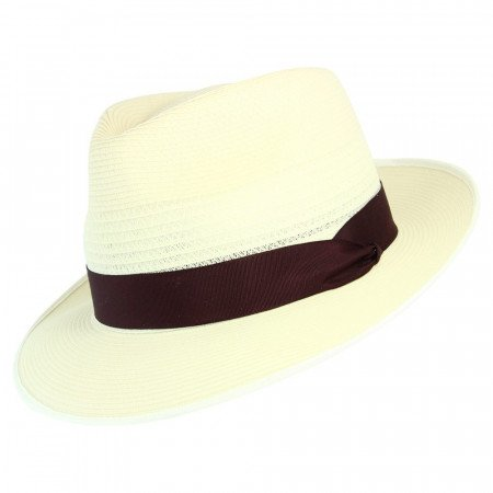 Akubra The Rink - Cream - Hats By The 100 426df20773a0