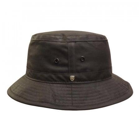 a9177a41568 Hills Hats The Haast - Oilskin Bucket Hat - Oilskin Hats - Men s ...