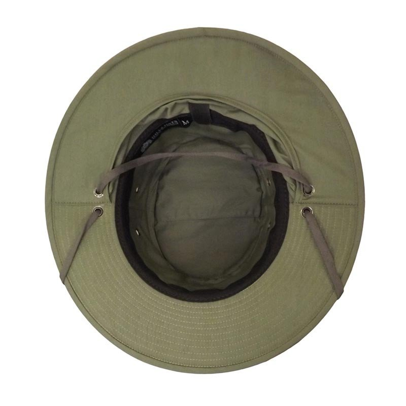 439c8cd8c6f5e Hills Hats The Optimum Hat - Khaki